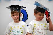 MacKay & Oscar - Preschool Graduates