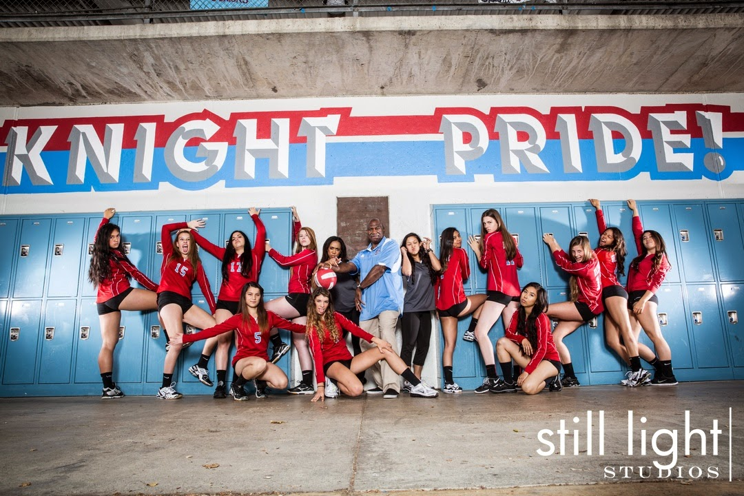 San Mateo Hillsdale High School Volleyball Team Photo by Still Light Studios, School Sports and Senior Portrait Photography in Bay Area, cinematic, nature