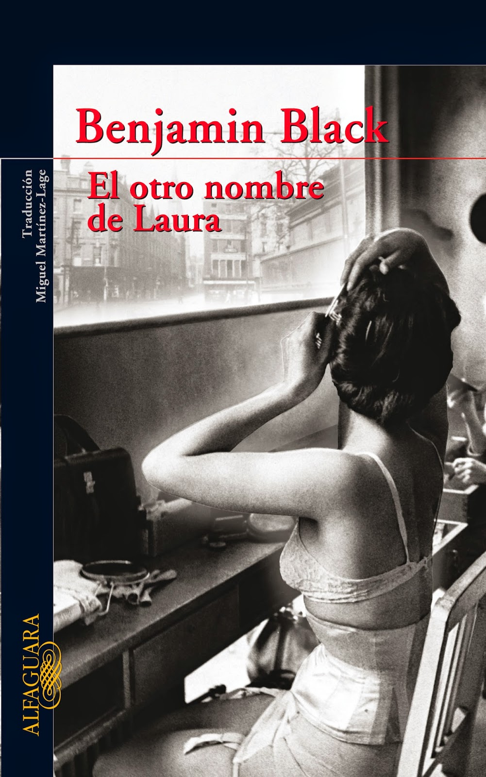 El otro nombre de Laura - Benjamin Black