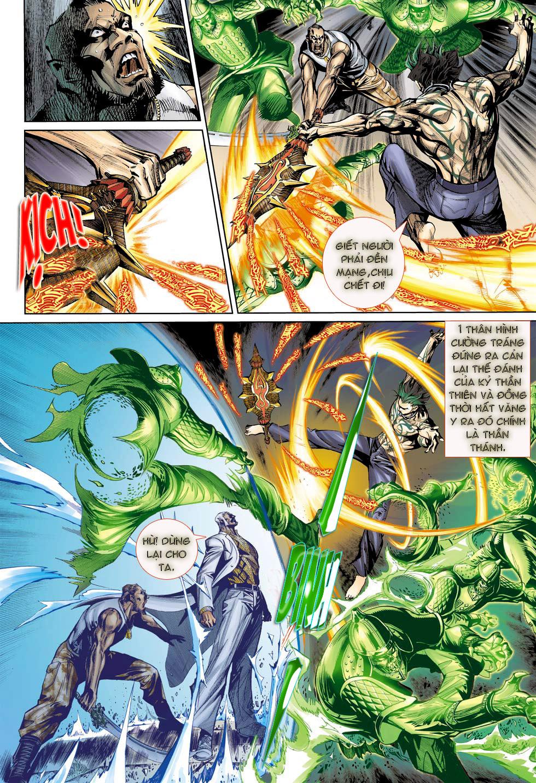 Thần Binh 4 chap 23 - Trang 24