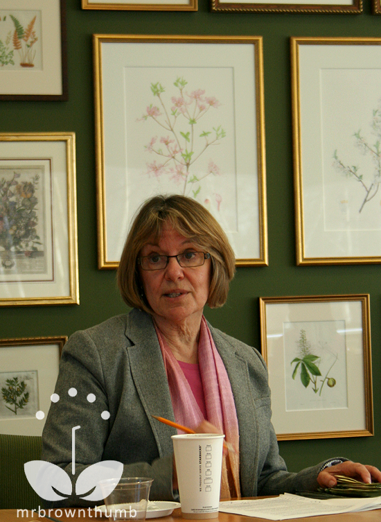 Diane Ott Whealy, Seed Savers Exchange