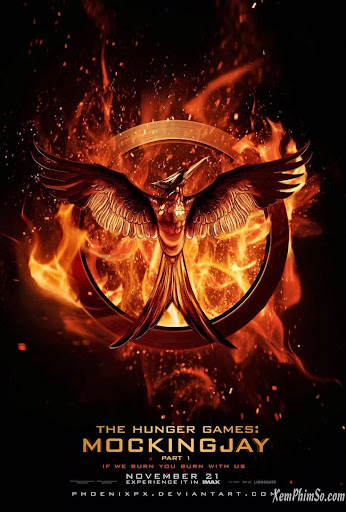 Húng Nhại 1 - The Hunger Games: Mockingjay Part 1