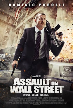 Sát Thủ Phố Wall - Assault On Wall Street (2013) Poster