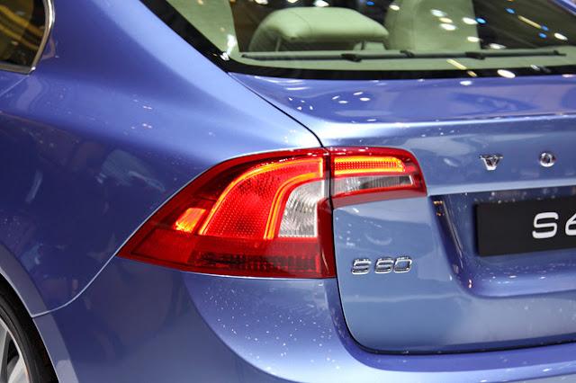 фотографии Volvo s60 2013