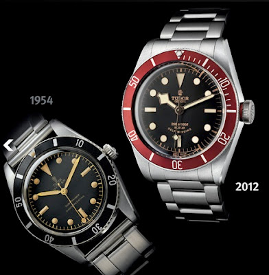 TUDOR BLACK BAY Y TUDOR HERITAGE BLACK BAY