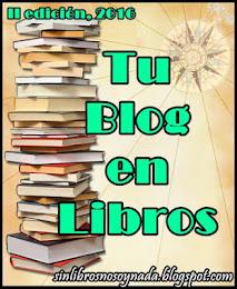 Reto Tu Blog En Libros