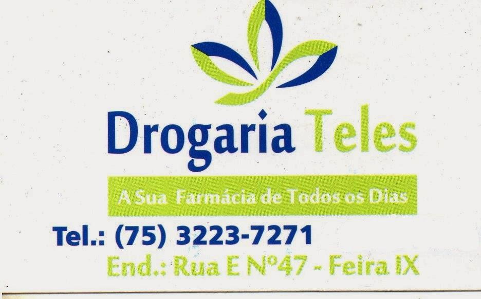 DROGARIA TELES