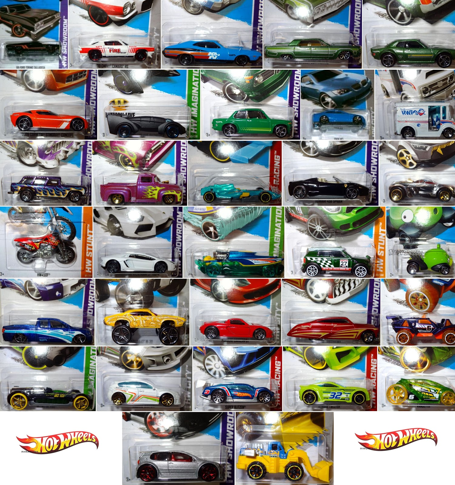 Kelvinator21's Hot Wheels