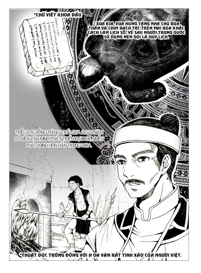 Anh Hùng Lĩnh Nam chap 1 - Trang 13