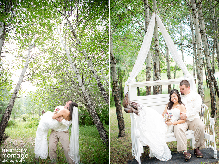country chique wedding at American Homestead in Naches, WA