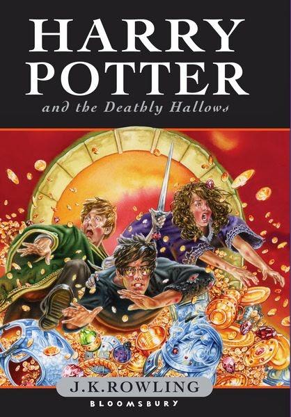 แฮรี่ diagon alley แฮร์รี่ ตรอกไดอากอน พอตเตอร์ harry potter book series Bloomsbury JK Rowling deathly hollows เครื่องรางยมทูต อวสาน หนังสือ ภาคสุดท้าย wizard พ่อมด