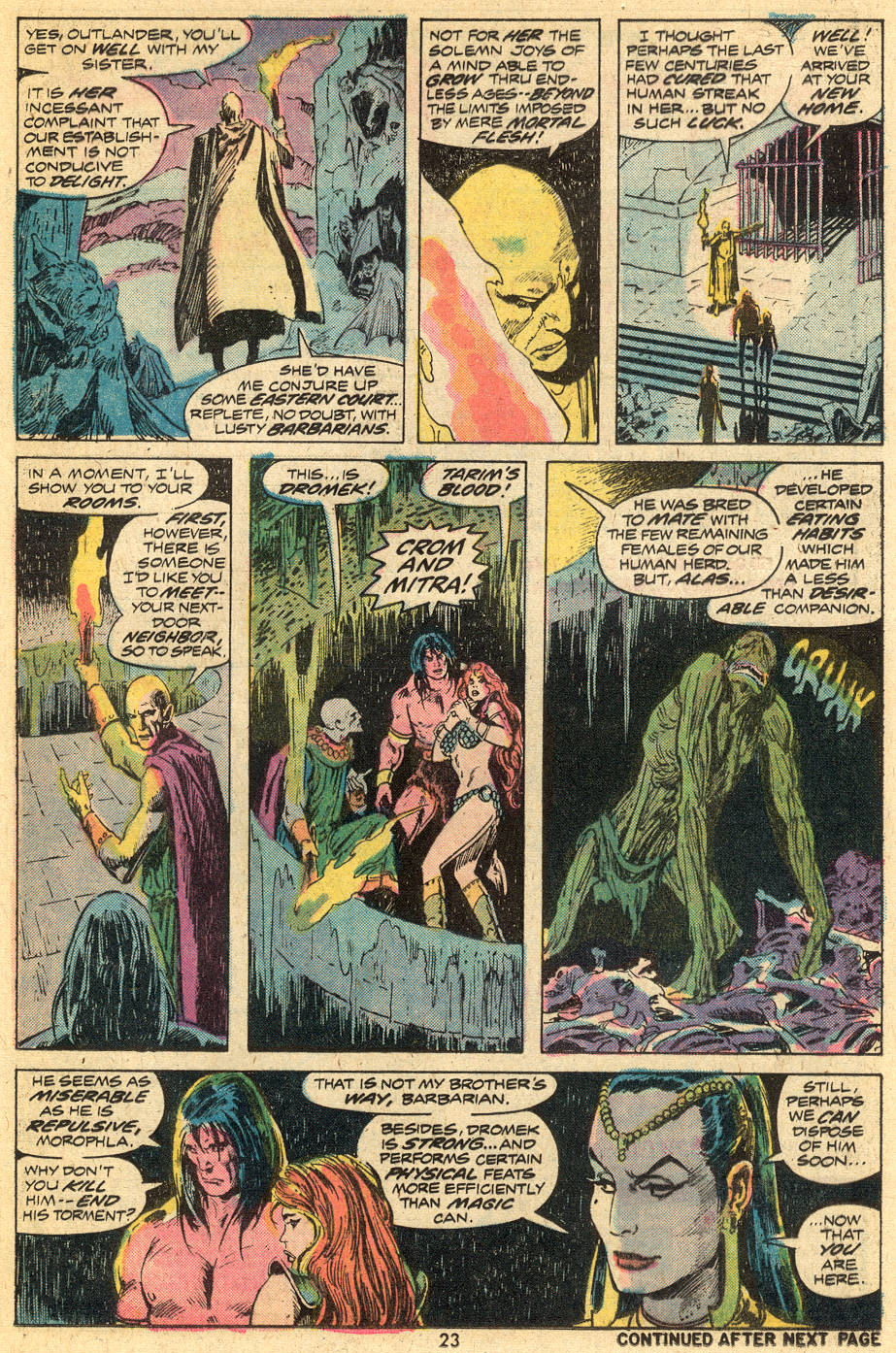 Conan the Barbarian (1970) Issue #43 #55 - English 14