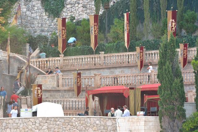 decorado hotel belvedere Juego de Tronos - Juego de Tronos en los siete reinos