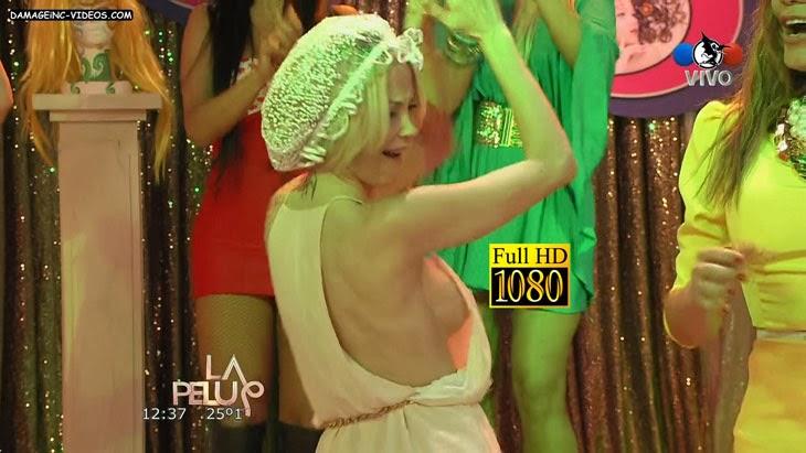 Blonde model oops full hd video argentina
