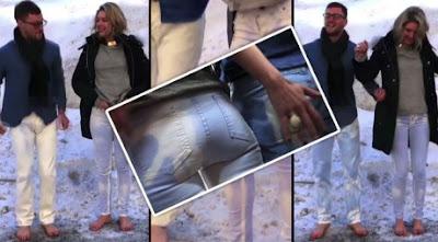 jeans bunglon