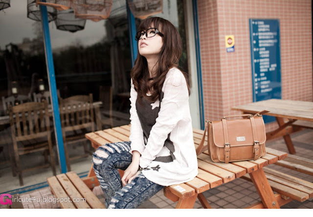 3 Lin Yu - Coffee, House, the Drop-very cute asian girl-girlcute4u.blogspot.com