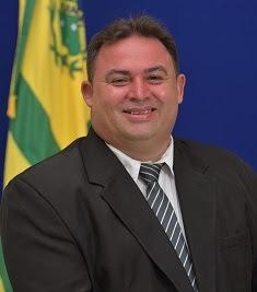 Vereador Ariecílio Nobre