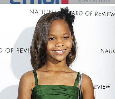 Quvenzhané Wallis, Youngest Oscar-Nominated Actress
