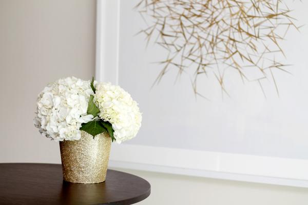 Diy Lamp Shade Vase Design Improvised