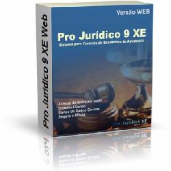 Pro Jurídico XE Web - (Licença Anual)