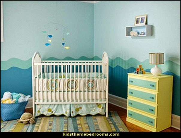 the sea baby bedroom decorating ideas ocean theme baby bedroom ideas