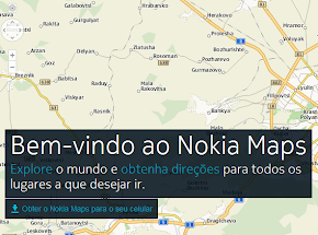Nokia Maps - On Line