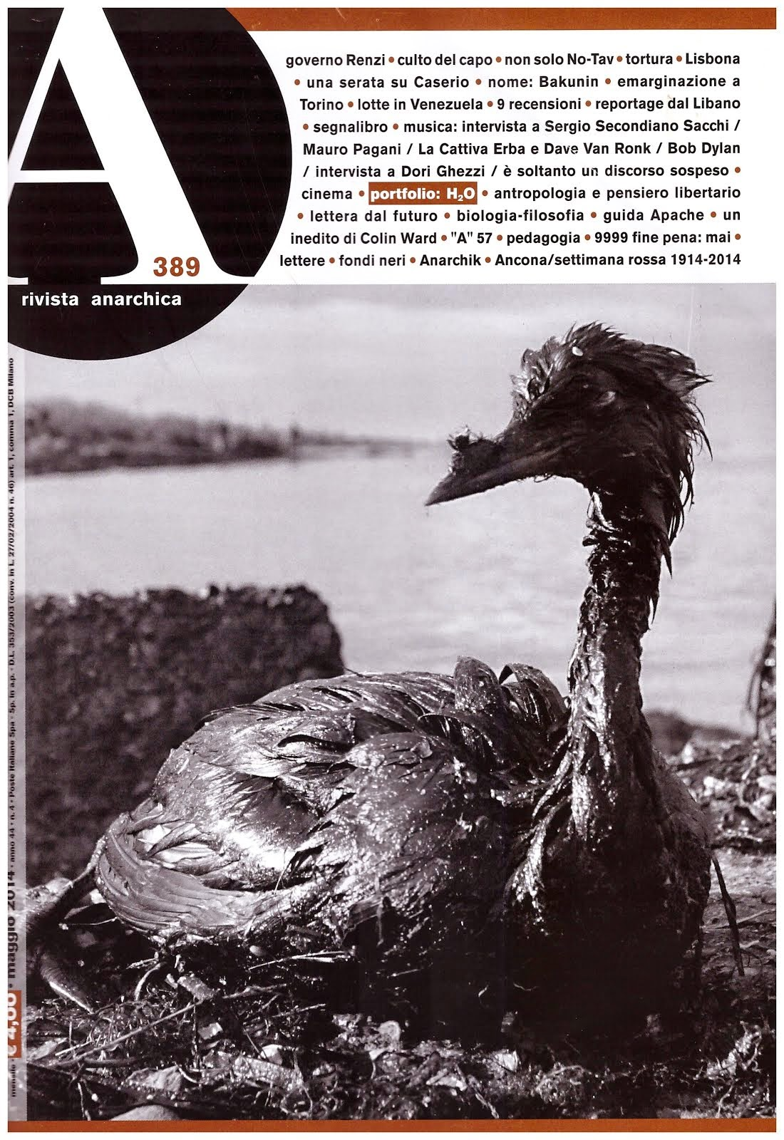 Rivista A  Maggio 2014 (copertina)