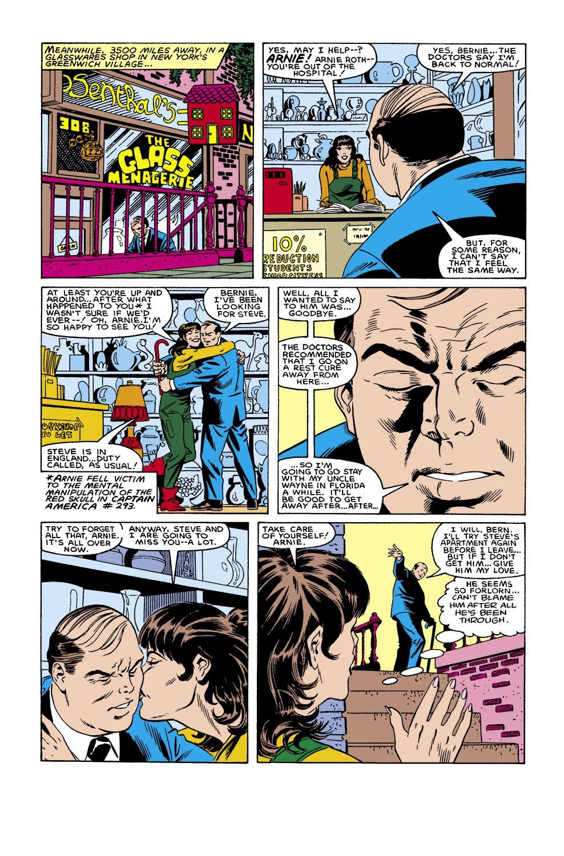 Captain America (1968) Issue #306 #234 - English 6