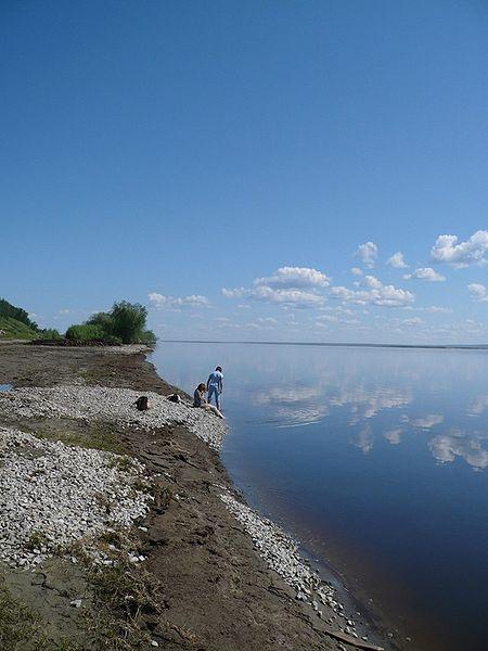 Lena River cruises Siberia