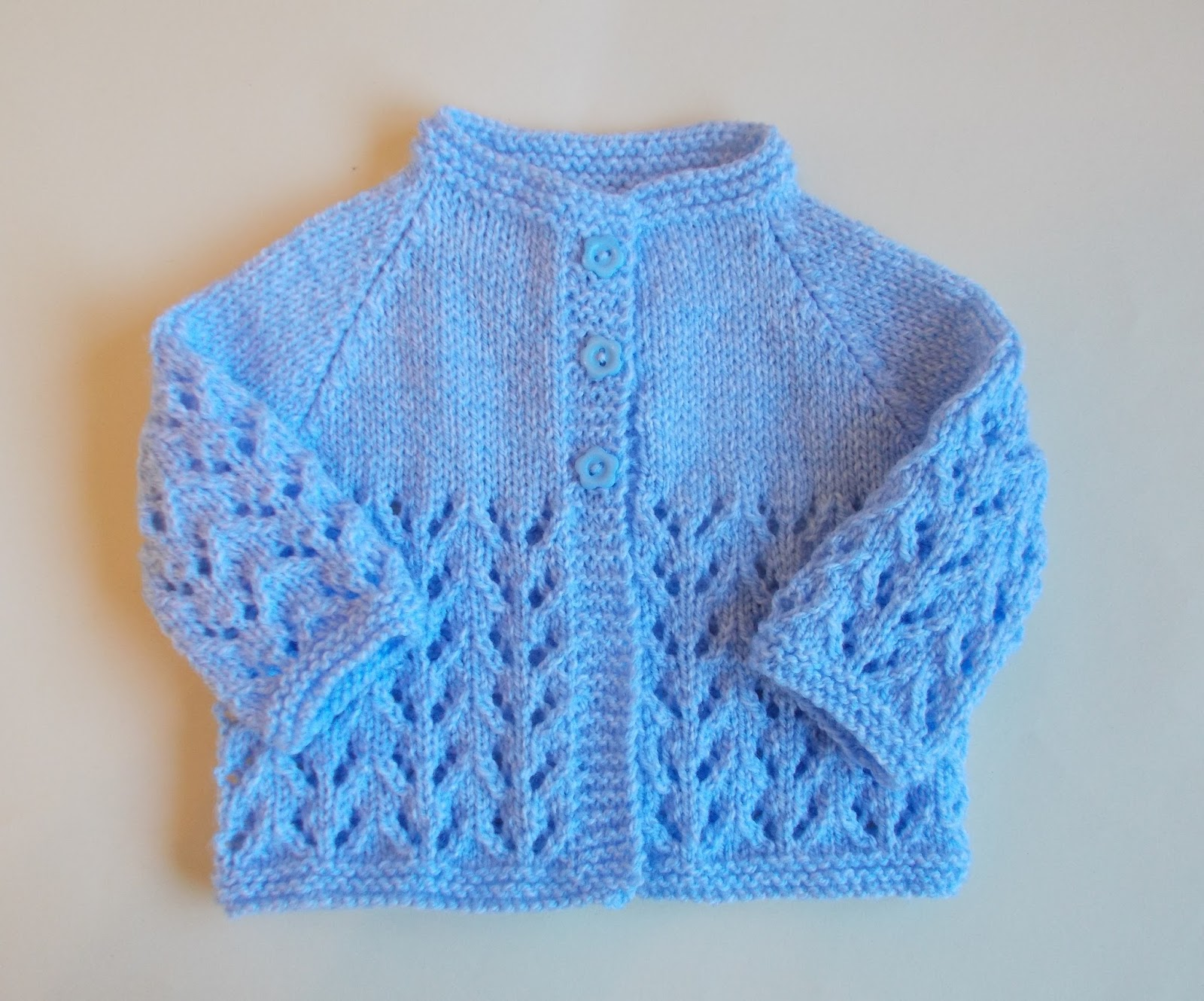 Knitting Pattern Gilet : mariannas lazy daisy days: Bibi - Baby Gilet