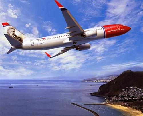 Norwegian aprovecha el saldo Barajas