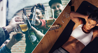 Alcool x Exercício Físico: cuidado com a hipoglicemia