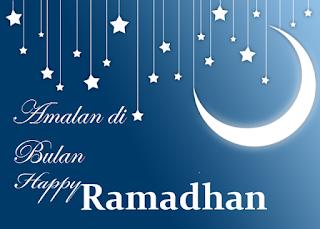 Inilah Amalan yang di sunnahkan untuk dikerjakan dibulan Puasa Ramadhan