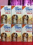 pet milk RM 8