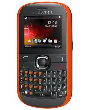 Alcatel OT-585 Naranja Tienda Claro Perú