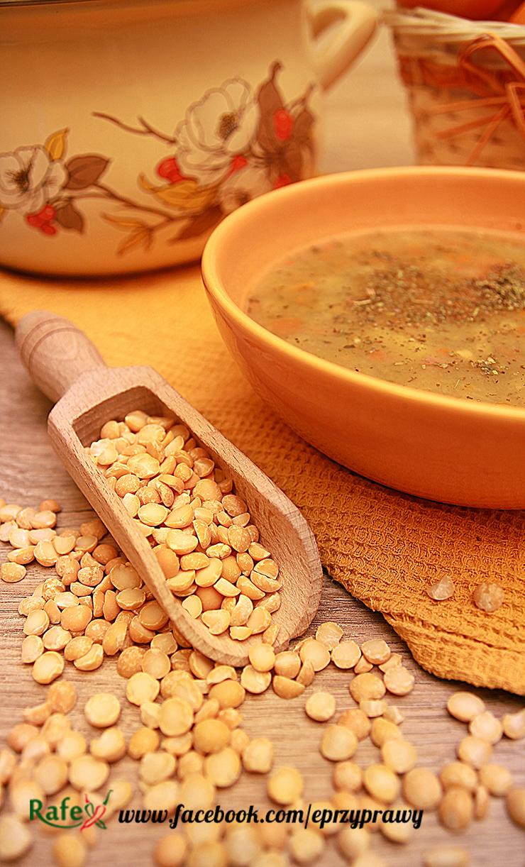 Groch i zupa grochowa