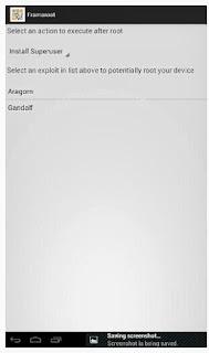 Cara Root Oppo R1 R829 Tanpa PC