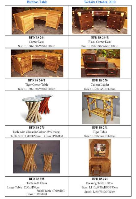 Bamboo Furniture Catalogs2