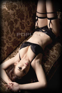 Zahra Jasmine for Popular Magazine, September 2011