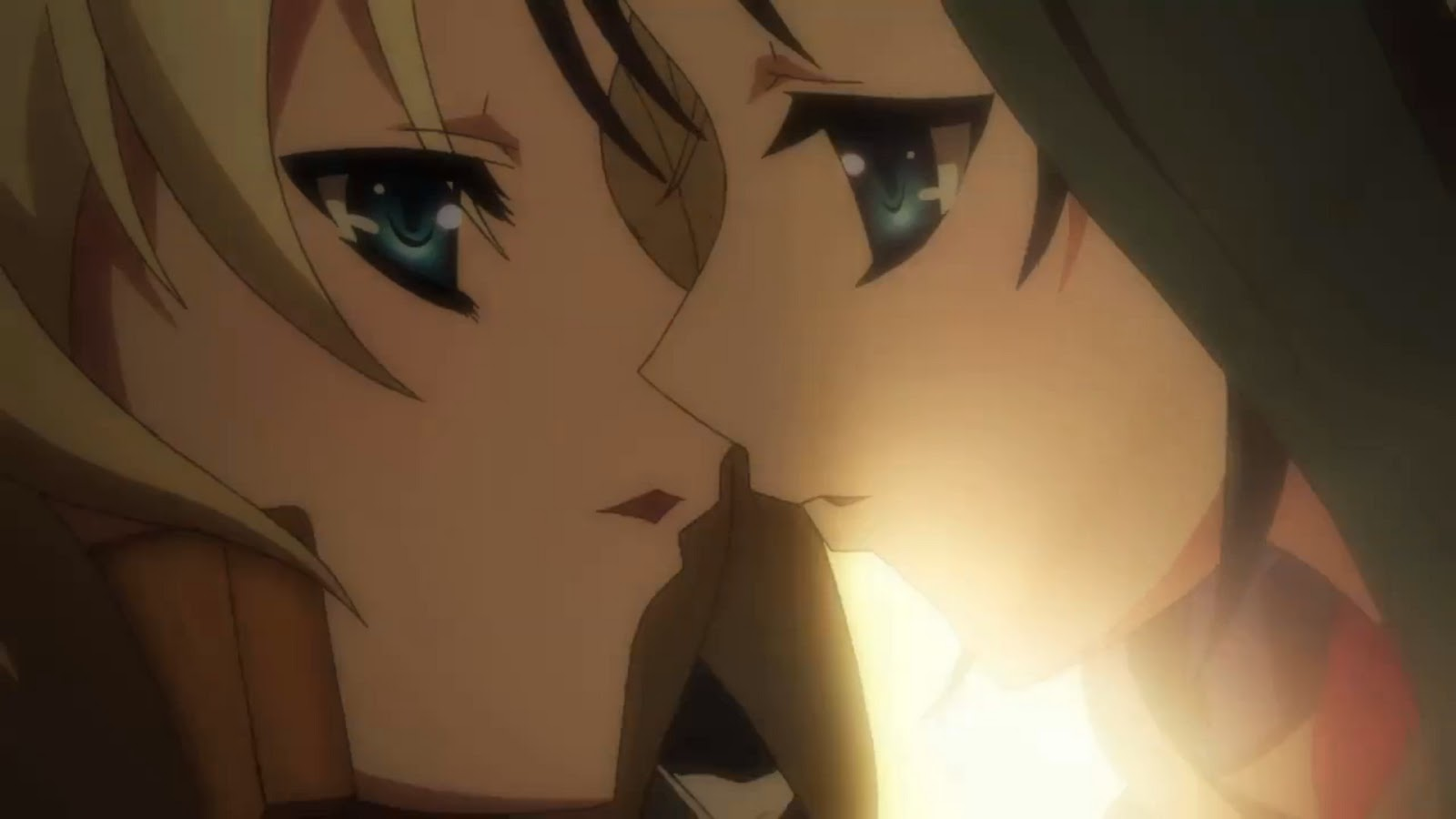 yuri no boke 百合のボケ 〜百合が好きだ〜: anime of interest to yuri