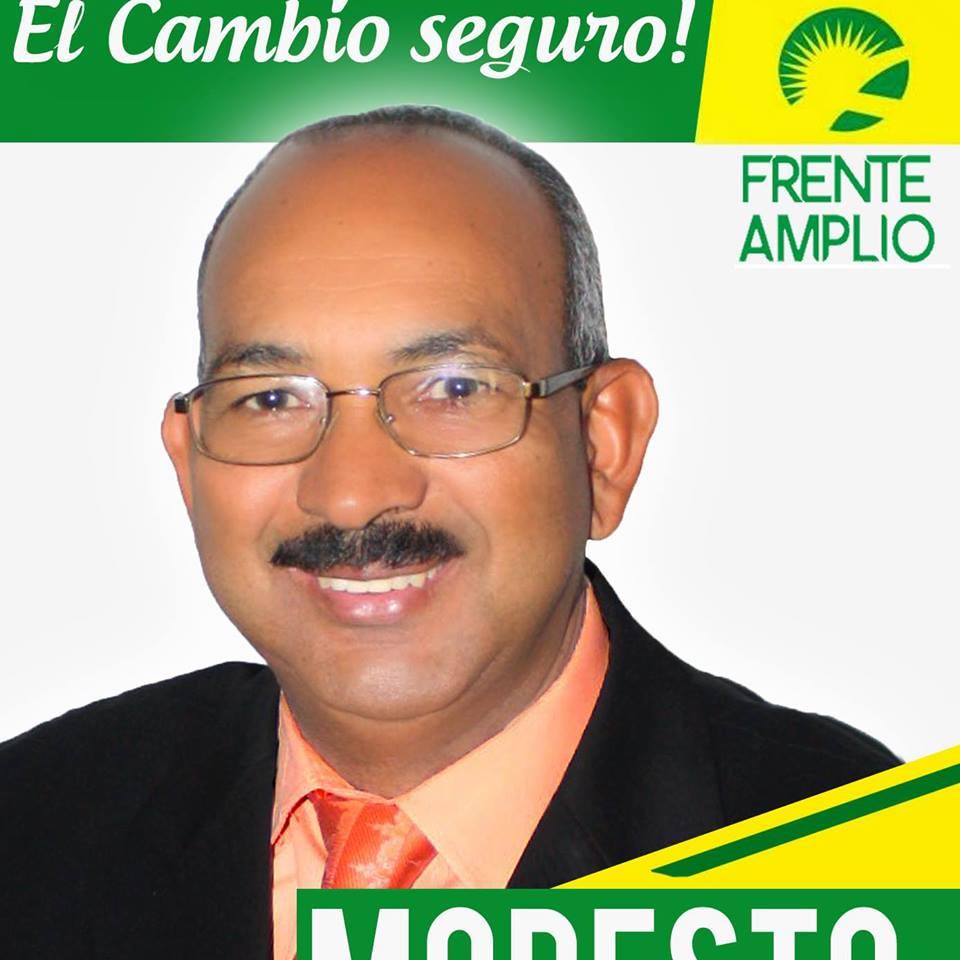 Modesto Mendez Regidor 2016-2020