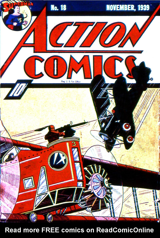 Action Comics (1938) 18 Page 1