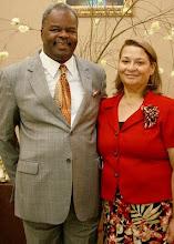 Pr  Gilberto e Prª Vilma