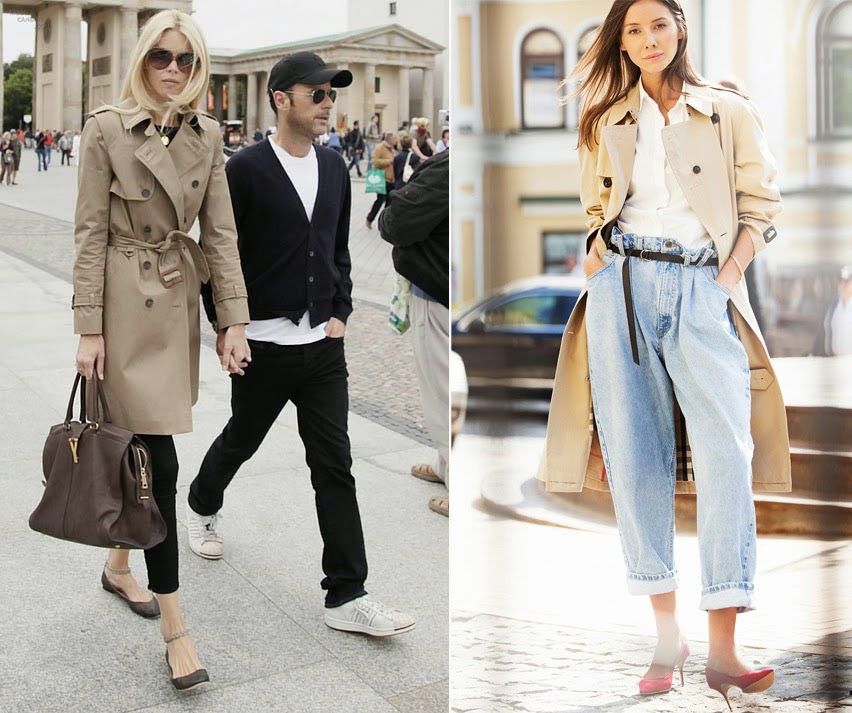 The Trench Only Stylish People