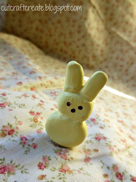 Cut, Craft, Create: Baked Clay {Easter} Place Card Holders
