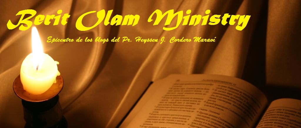 BERIT OLAM MINISTRY