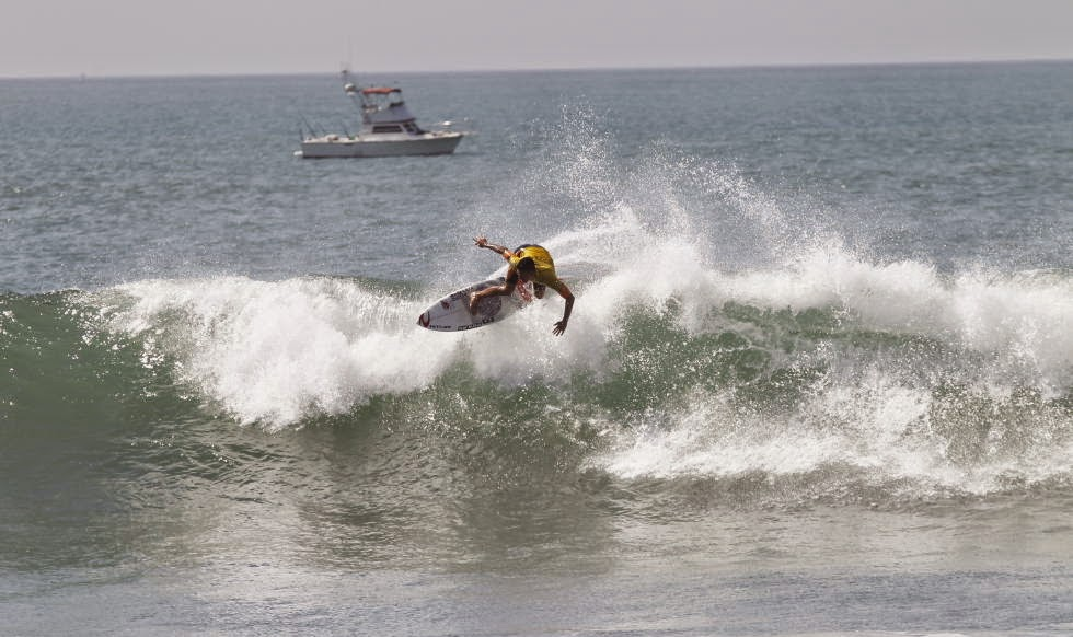 Hurley Pro Trestles 2014 3 Foto ASP