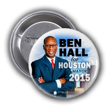 BEN HALL SAID YES WHEN ASKED IF HE VALUED OUR VOTE, COMMUNITY, PRAYERS, AND SUPPORT