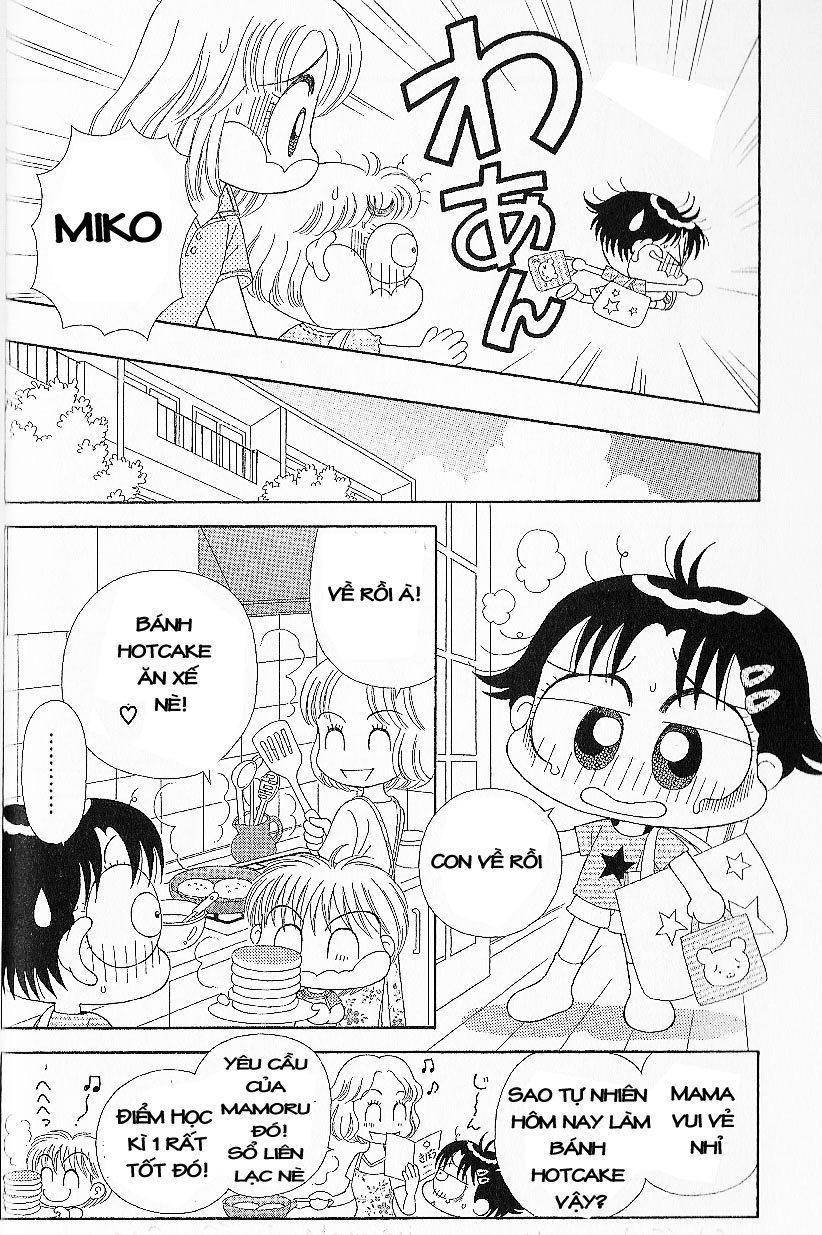 Kocchi Muite! Miiko chap 21 - Trang 14
