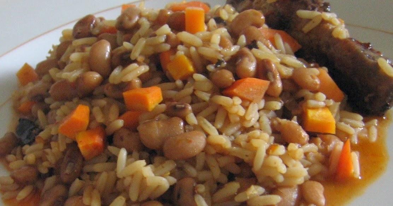 how to cook jollof beans